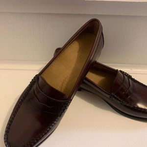 Weejun's Cordovan Leather Loafers